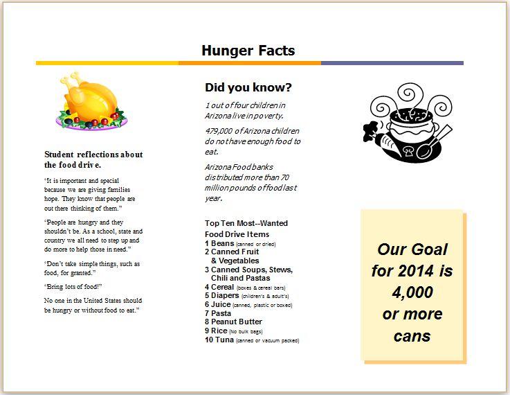 Food Donation Pg 2