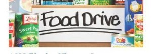 Food Drive Successful