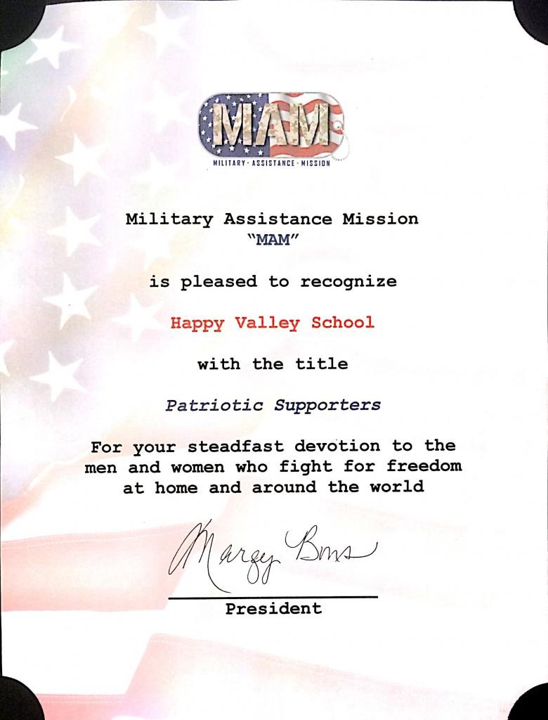 MAM Document
